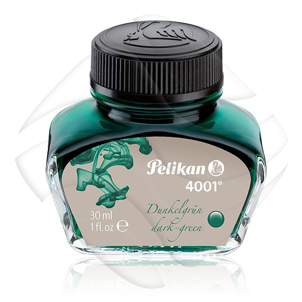 Atrament Pelikan 4001 30ml Zielony